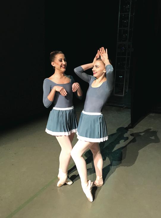 Summer Study Besties - Dance Spirit