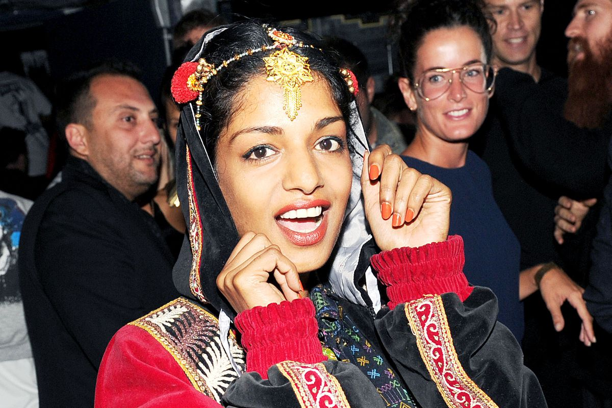M.I.A. Says Her Documentary Might Take Another Decade to Come Out