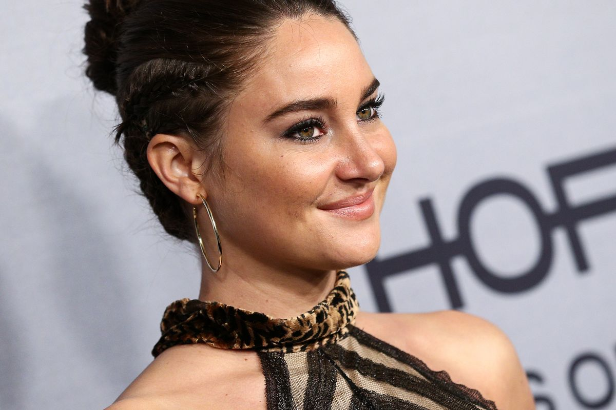 Shailene Woodley Pleads​ Guilty to DAPL Trespassing Case