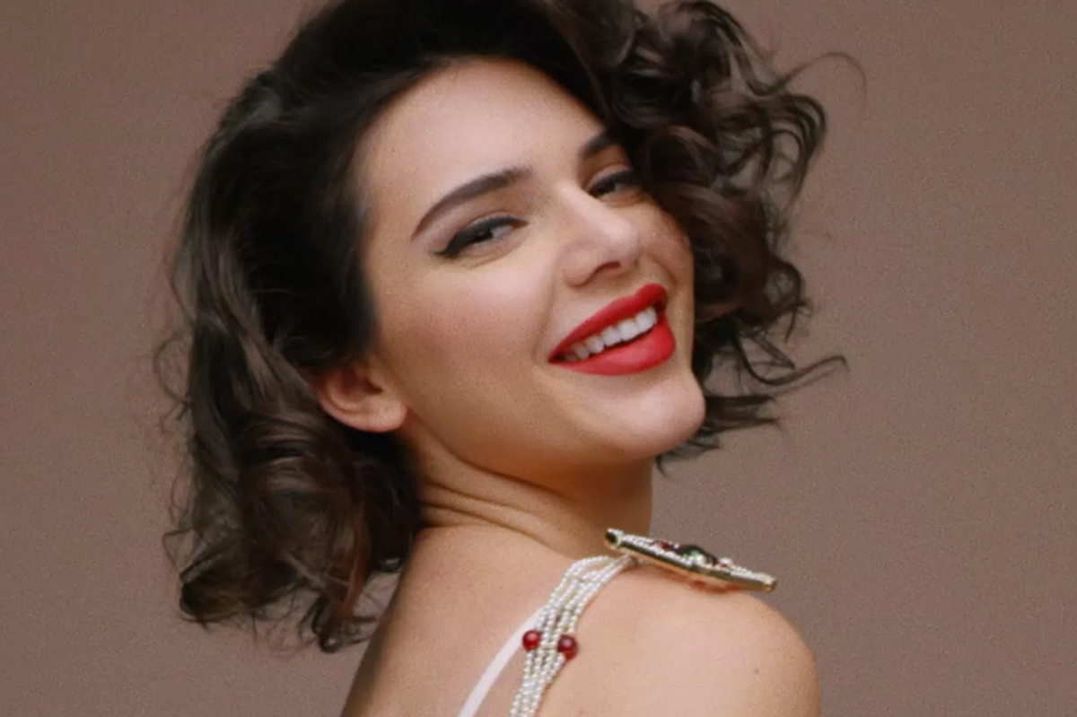 Watch Kendall Jenner as Marilyn Monroe for LOVE Magazine