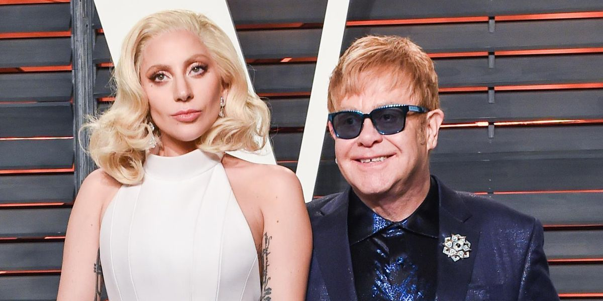 Watch Lady Gaga and Stevie Wonder Unite to Sing Happy Birthday to Elton John