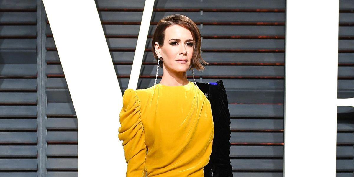 Sarah Paulson Wants to Play Trump on 'American Horror Story' Season 7