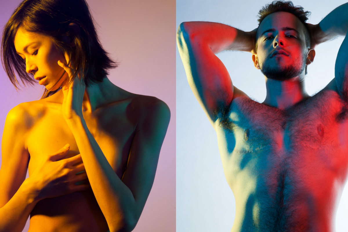 NSFW: See These Gorgeous Nude Portraits Celebrating the Spectrum of Gender and Sexuality