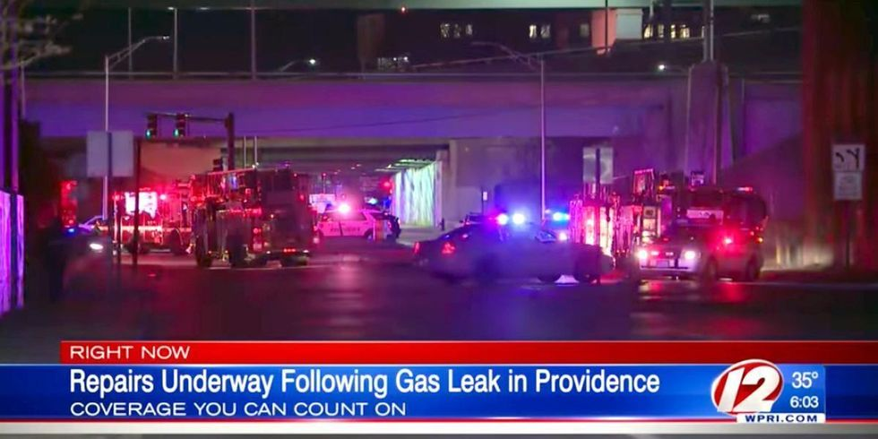Major Fracked-Gas Pipeline Leak Shuts Down Rhode Island Interstate