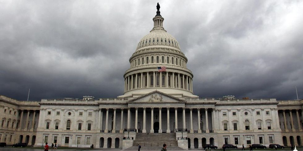 Climate Deniers' Big Day on Capitol Hill