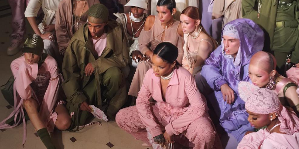 Shop Rihanna's SS17 FENTY PUMA Collection Right Now