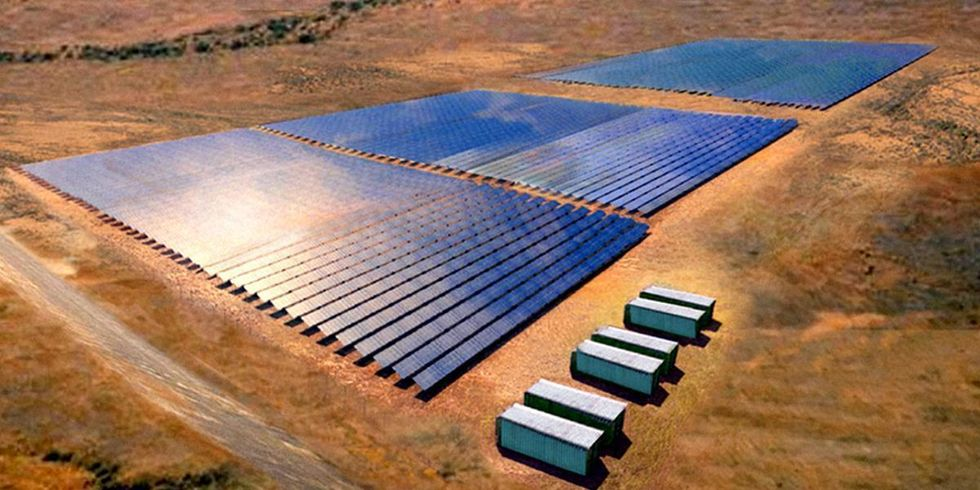 World's Biggest Solar + Battery Farm Coming to Australia