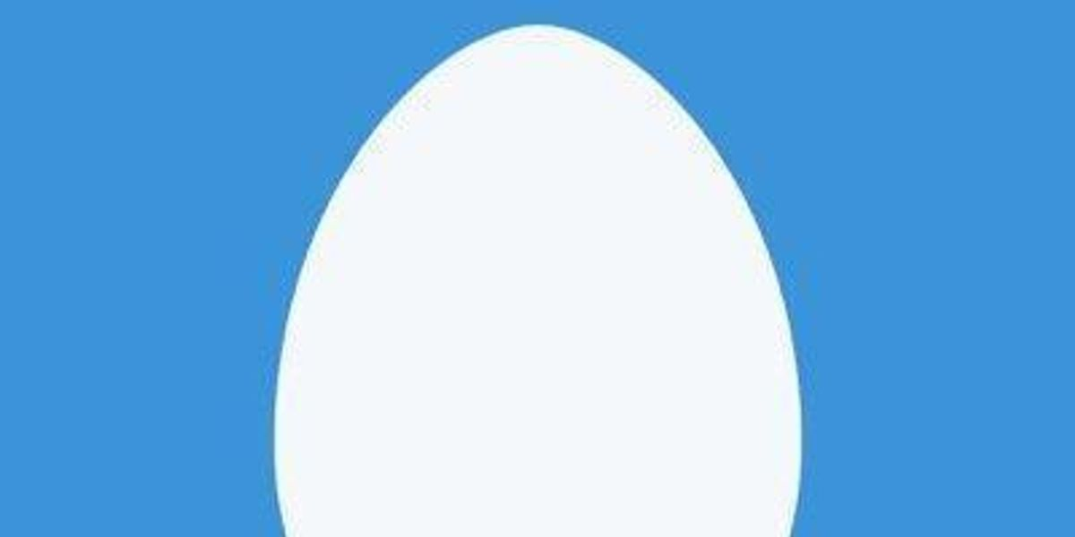 Twitter Ditches Iconic Egg Avatars In Lame Attempt At Curbing Harassment