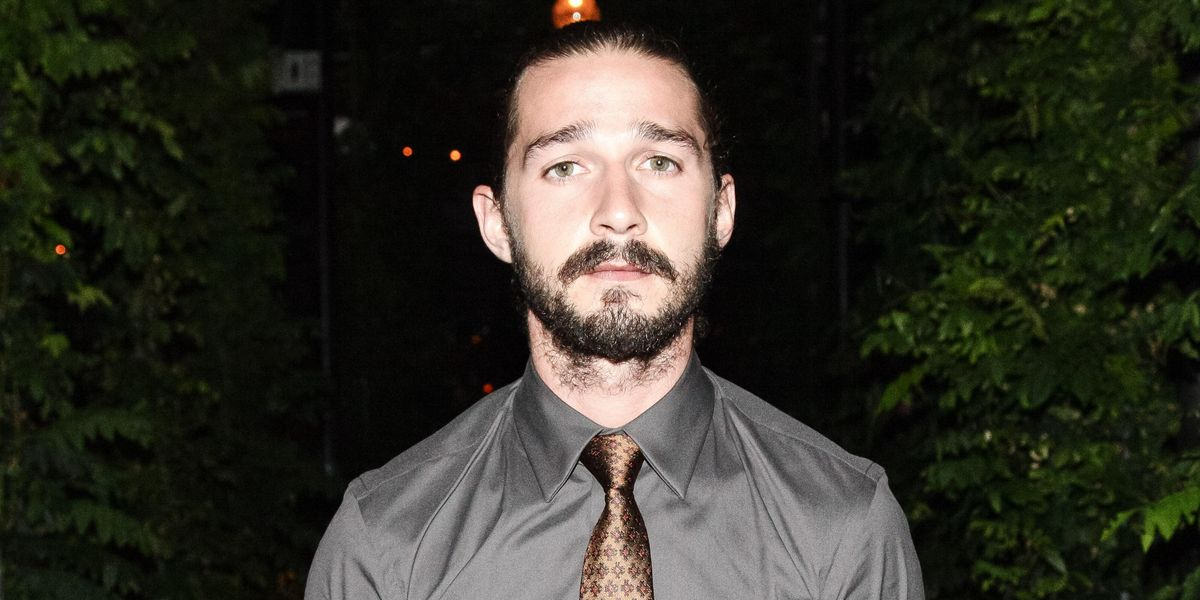 National Hero Shia LaBeouf Will Not Be Charged for That One Time He Stood Up to a Hitler Apologist