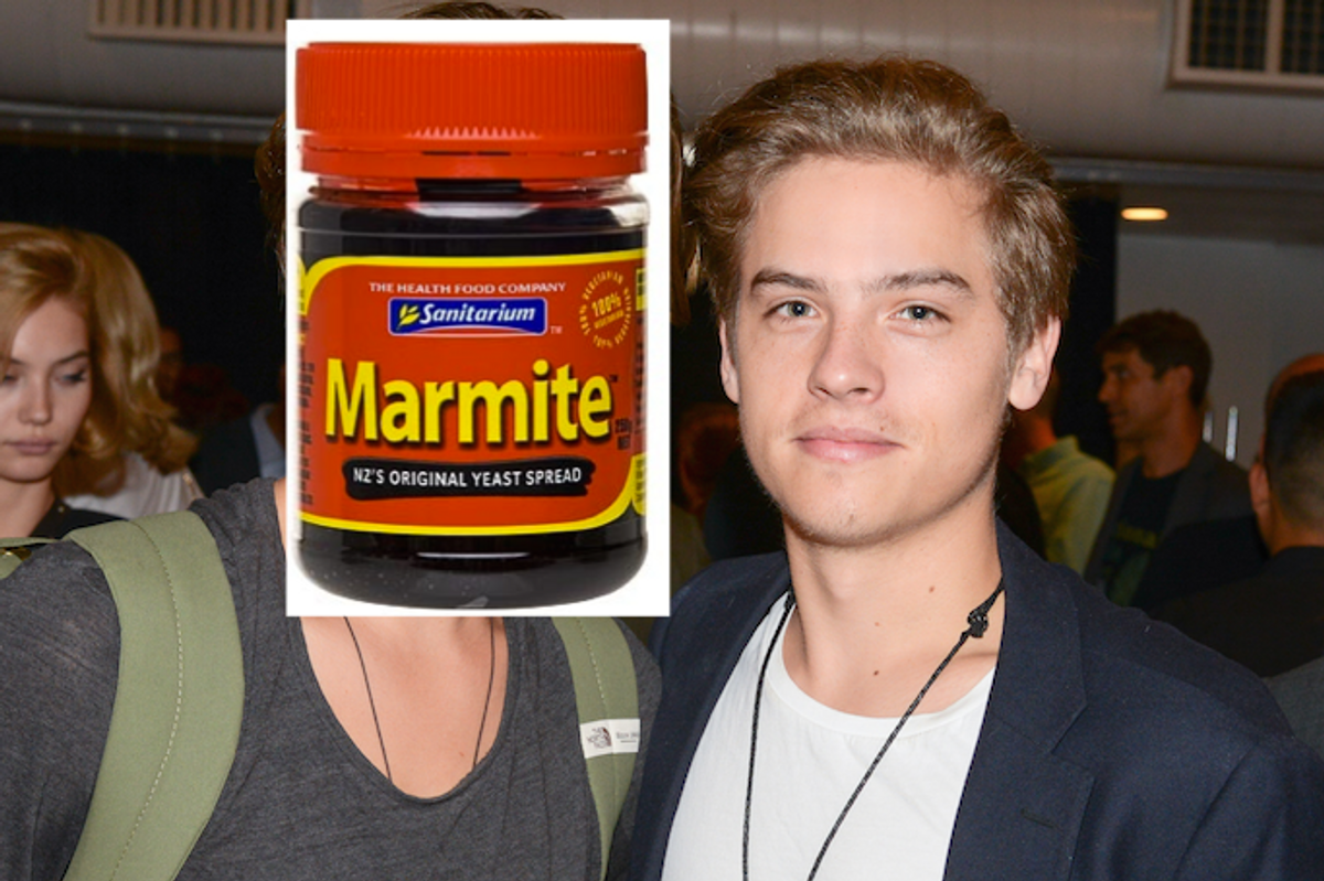 ​A New Zealander Reacts to Cole Sprouse's Marmite-Obsessed Hack of KJ Apa's Twitter