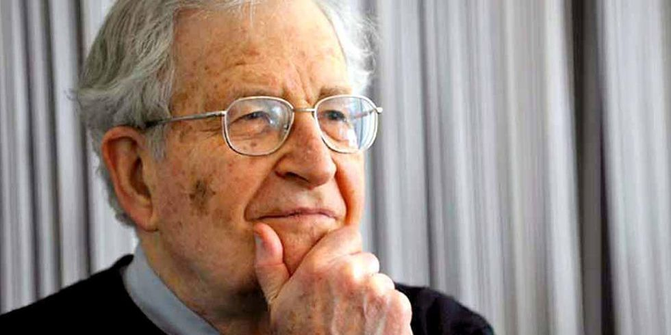 Noam Chomsky: 2 Ways Trump Is Pushing the Doomsday Clock to the Brink of Midnight