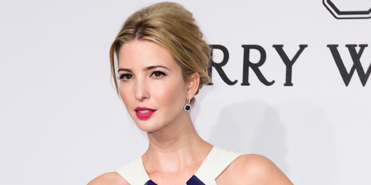 Ivanka Trump's Line is Still Being Dropped Because People Just Won't Buy it