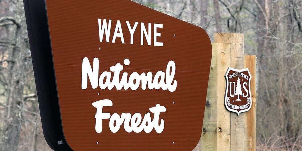 Earthquake Strikes Wayne National Forest Near Fracking Operations