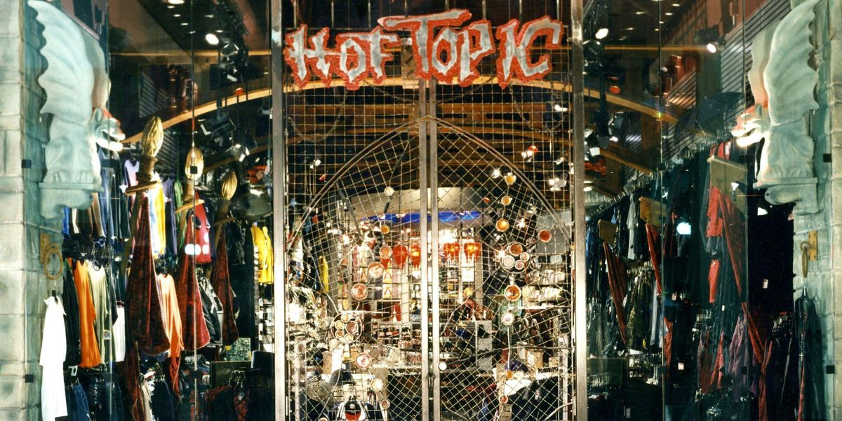 According To Study, Millennials Love Hot Topic So Much