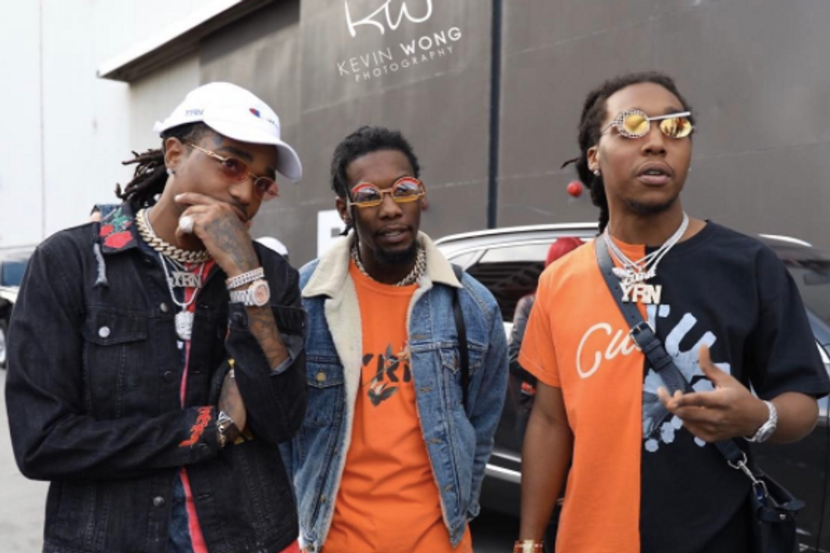 Migos Say Their Homophobic Comments Were Taken Out Of Context
