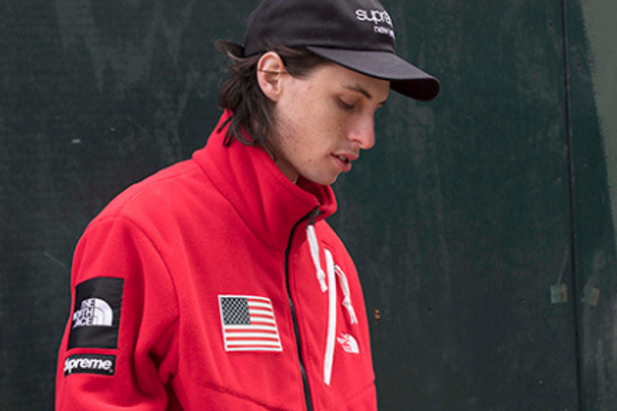 Supreme's Collaboration with The North Face is What Polar Fleece-Enthusiast Dreams Are Made of