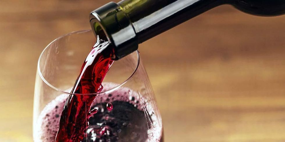 Is a Glass of Wine at Night Healthy?