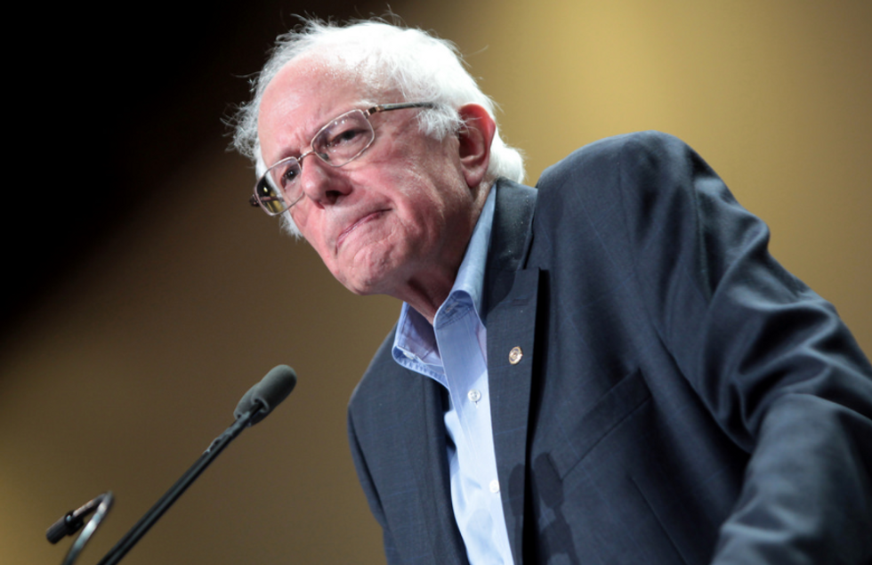 Bernie Sanders Slams Trump: 'We Will Fight You Every Step of the Way'