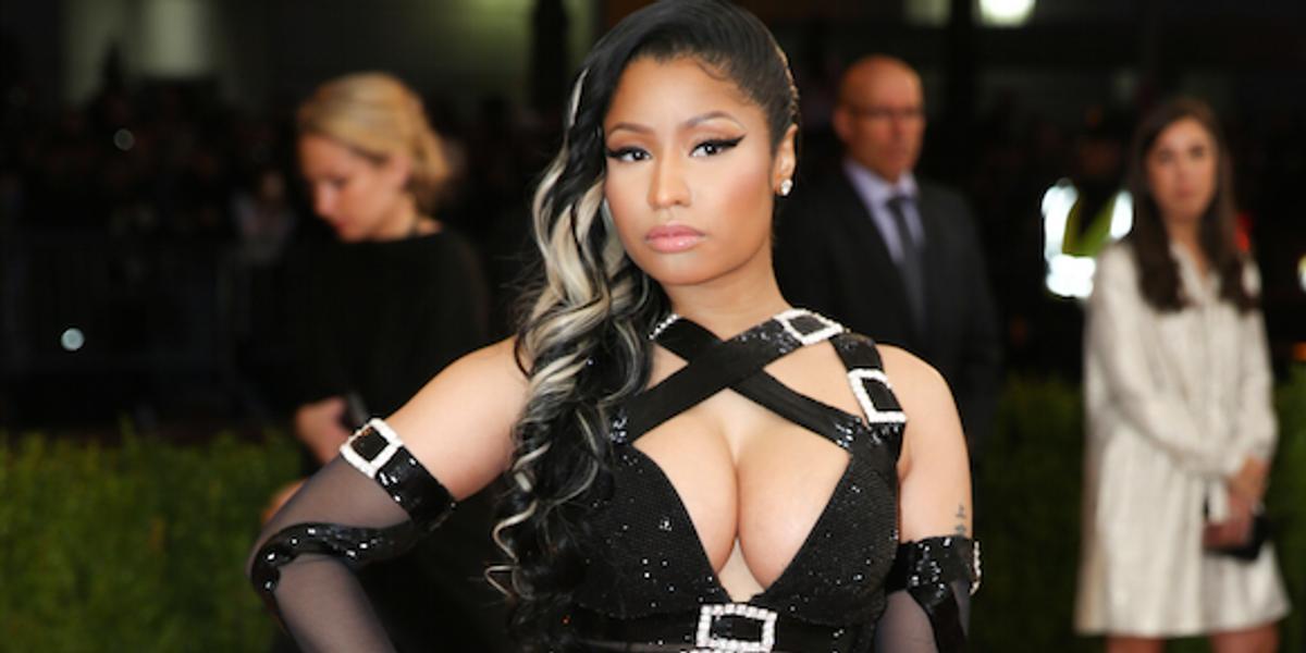 Meet Your Favorite New Wilhelmina Model: Nicki Minaj