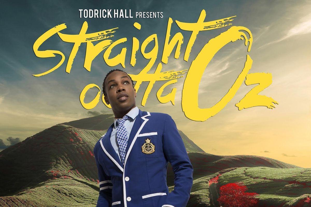 Todrick Hall Talks Broadway, YouTube, and Reality Show PTSD