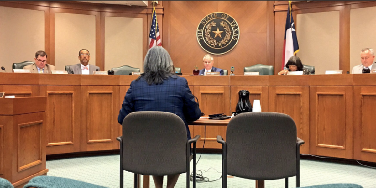 Don't Mess Around in Texas: A Pointed Anti-Masturbation Bill is Moving Forward