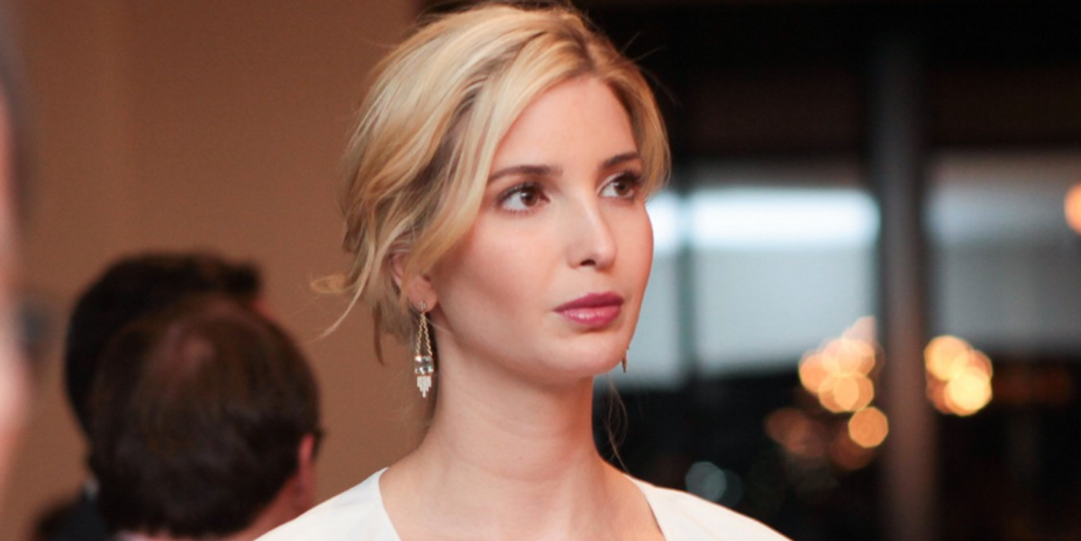 Ivanka Trump Secretly Met with Planned Parenthood to Clearly No Effect