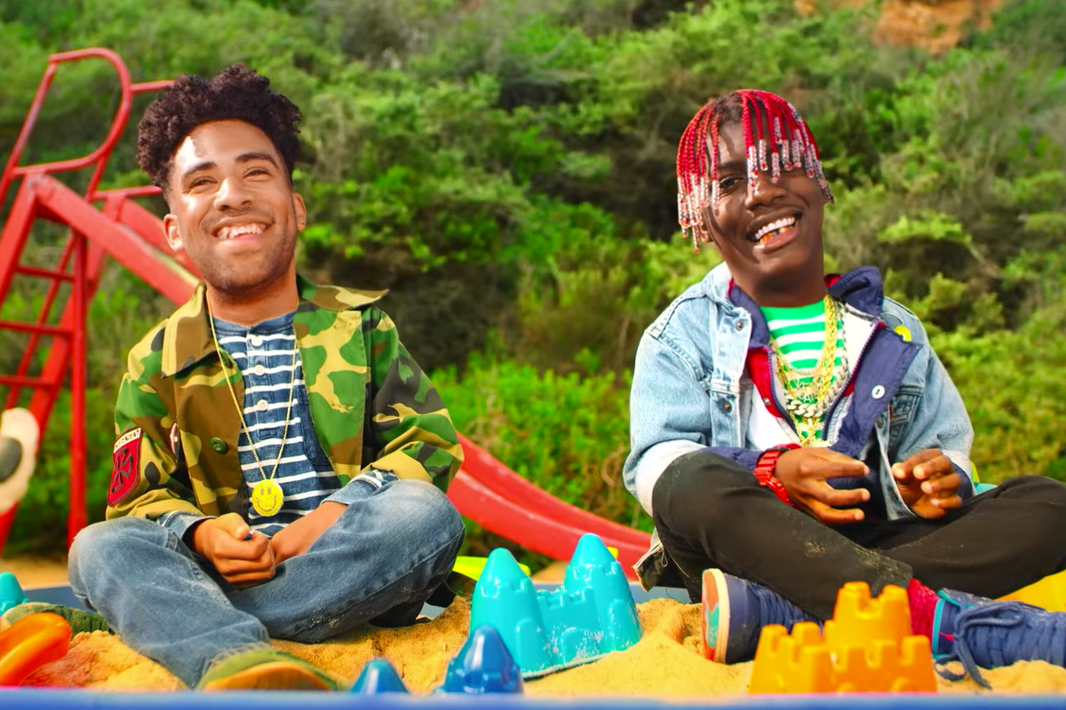 """Watch KYLE and Lil Yachty's """"i-Spy"""" Video and Feel a Little Bit Better About Everything"""