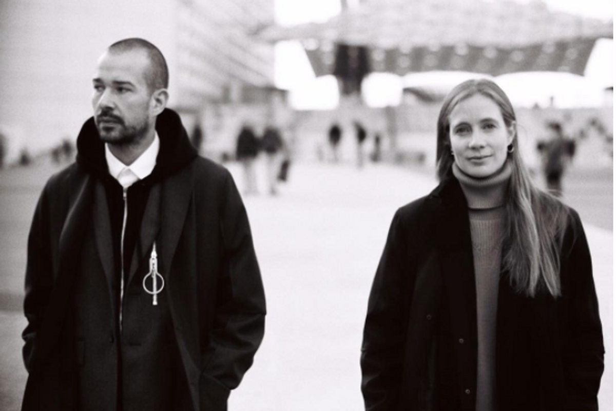 Jil Sander Taps ex-Supreme and Dior Power Couple As Creative Directors