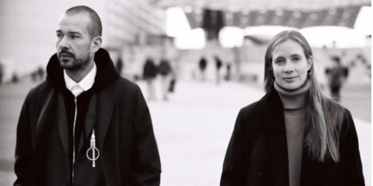Jil Sander Taps ex-Supreme and Dior Power Couple As Creative Directors