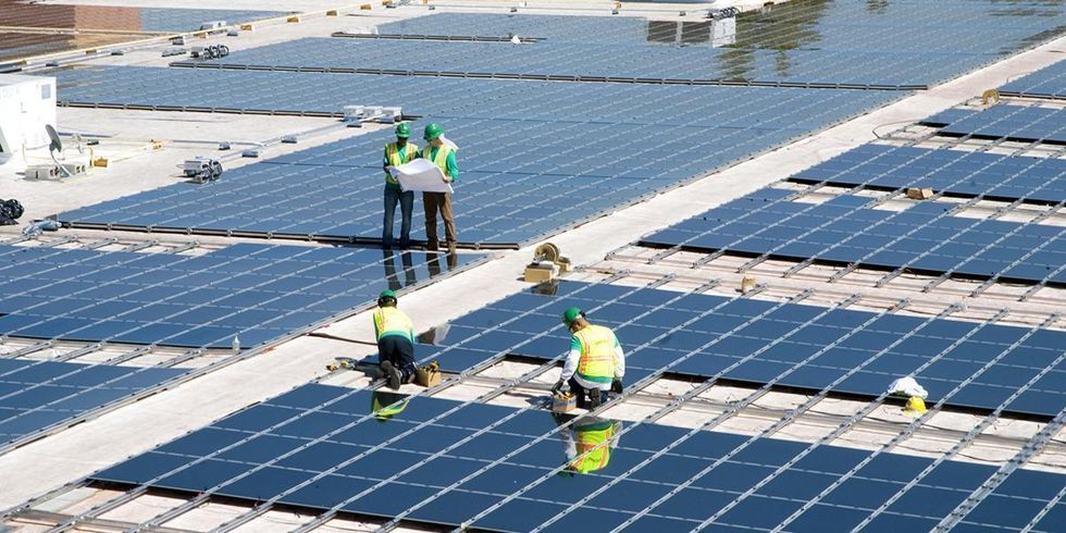 10 States Leading the Pack in Clean Energy Jobs