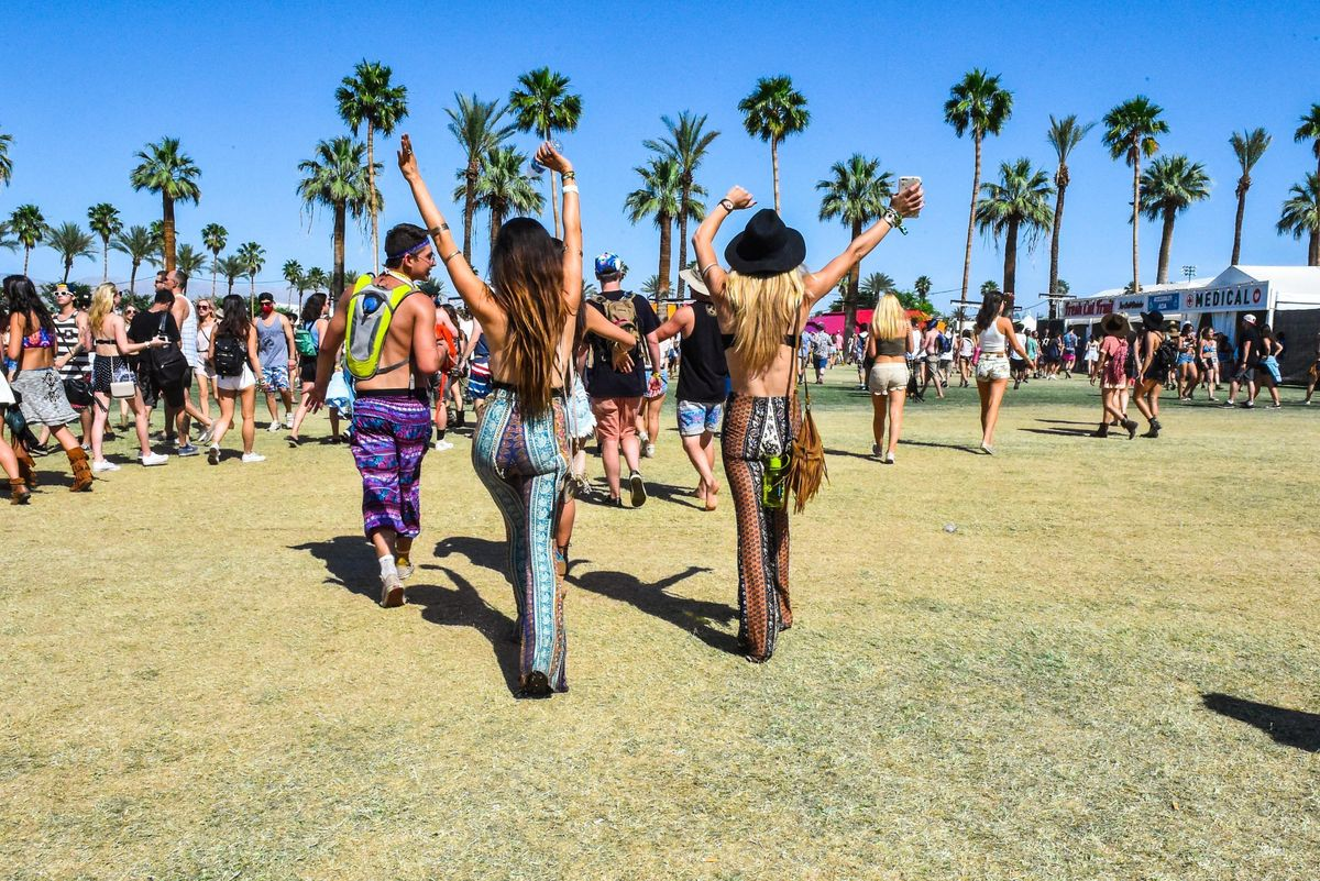 3 Drinks to Get You in the Mood for Festival Season