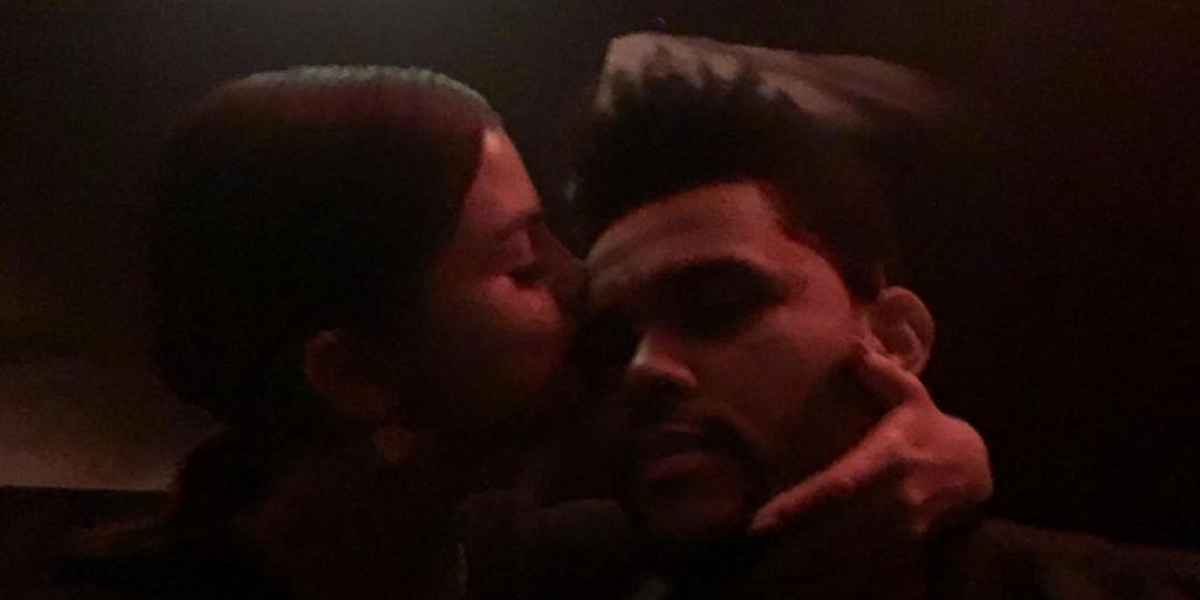 Selena Gomez and the Weeknd are Now Instagram Official