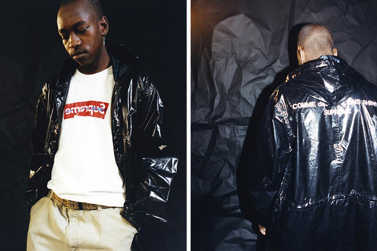 Peep Supreme's New Collection with Comme Des Garçons