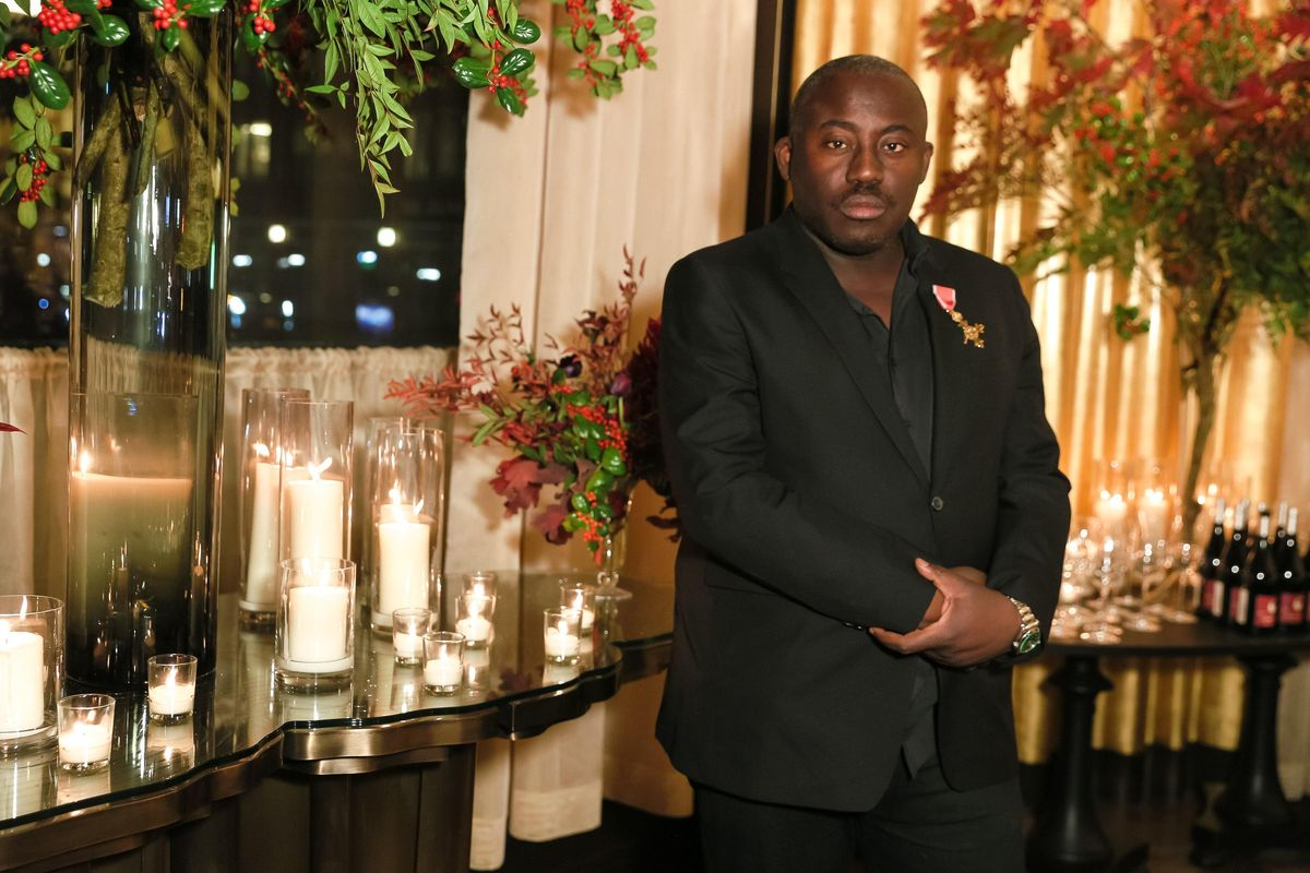 Edward Enninful Is Now British Vogue's First Black (and Male) Editor-in-Chief