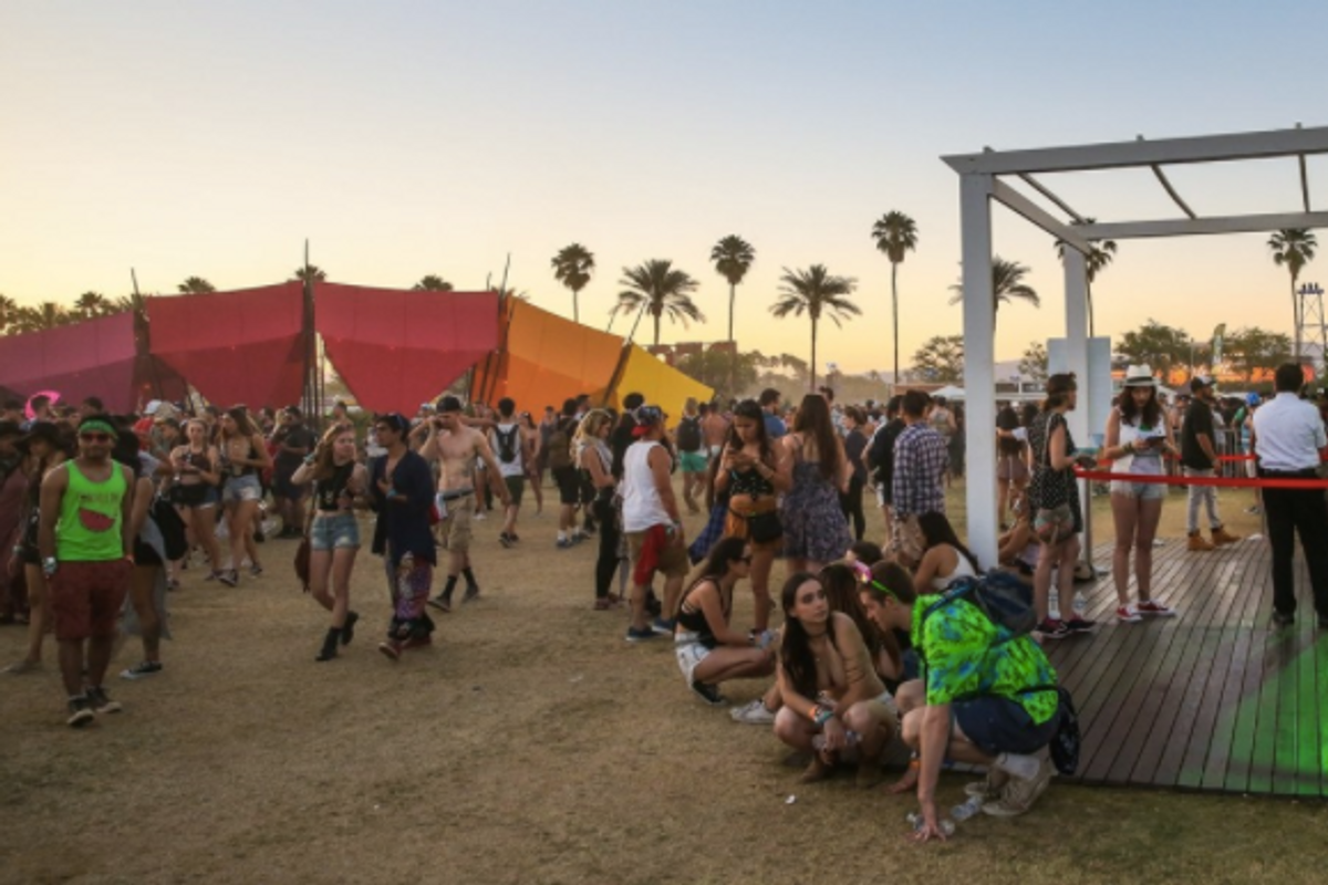 "Coachella Organizer Was ""Offended"" By Owner's Anti-LGBT Donations"