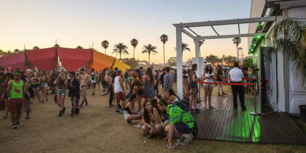"""Coachella Organizer Was """"Offended"""" By Owner's Anti-LGBT Donations"""