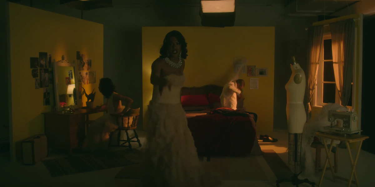 """Mykki Blanco Releases """"Hideaway"""" Video in Honor of National Youth HIV/AIDS Awareness Day"""