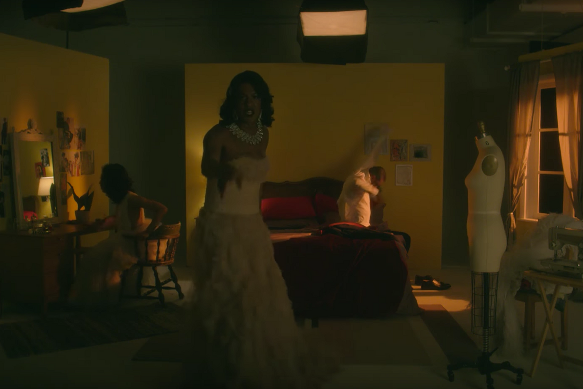 "Mykki Blanco Releases ""Hideaway"" Video in Honor of National Youth HIV/AIDS Awareness Day"