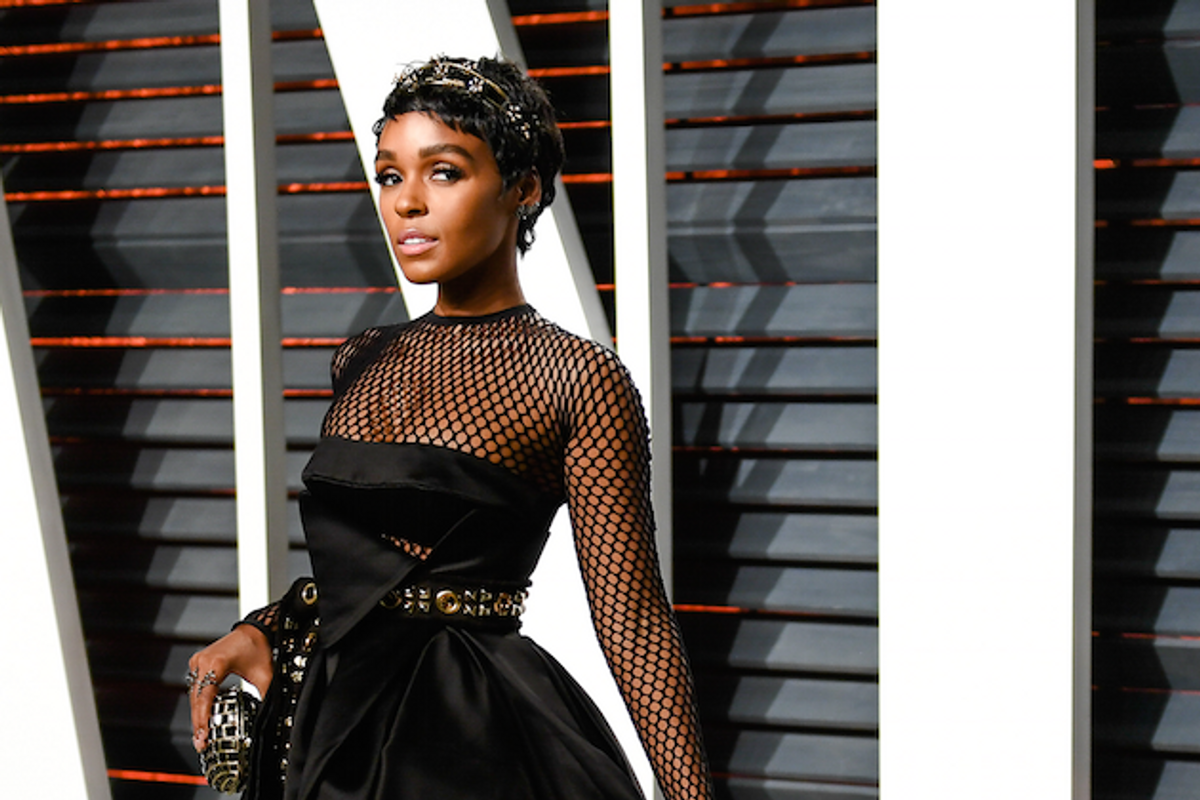 """Janelle Monae Wants Women to Withhold Sex Until People """"Respect the Vagina"""""""