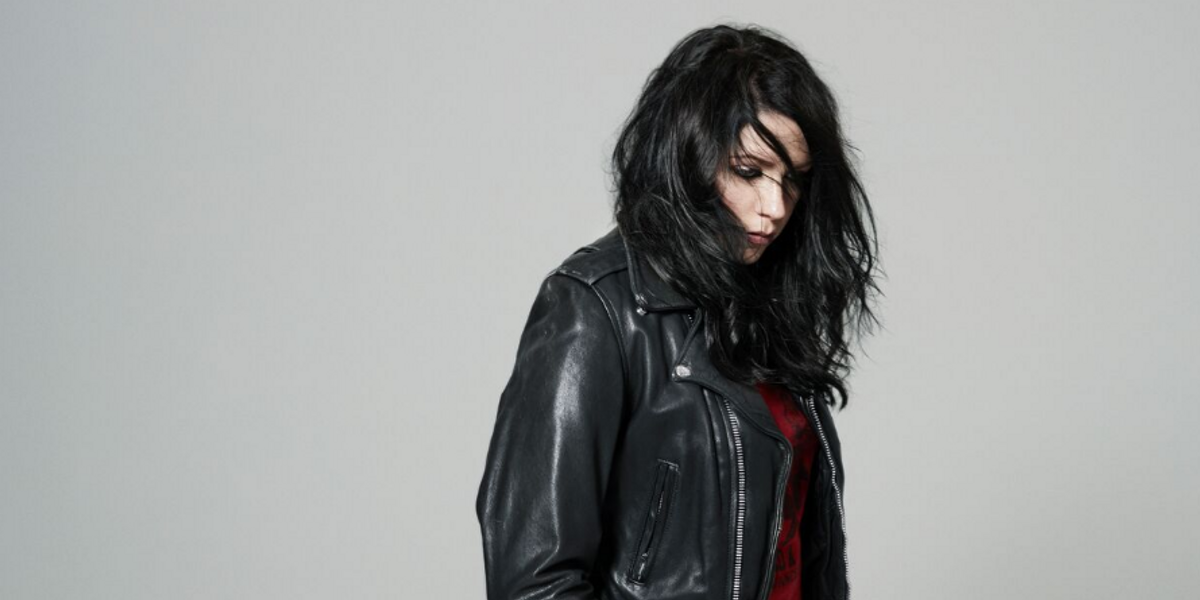 """PREMIERE: Watch K.Flay's Unsettling New """"Black Wave"""" Visual and Try to Keep Your Cool"""