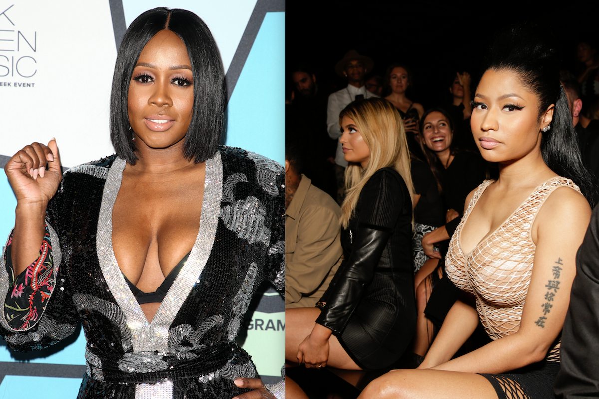 Remy Ma Isn't Done with Nicki Minaj Just Yet, Shades the Rapper on VH1's 'Hip Hop Squares'