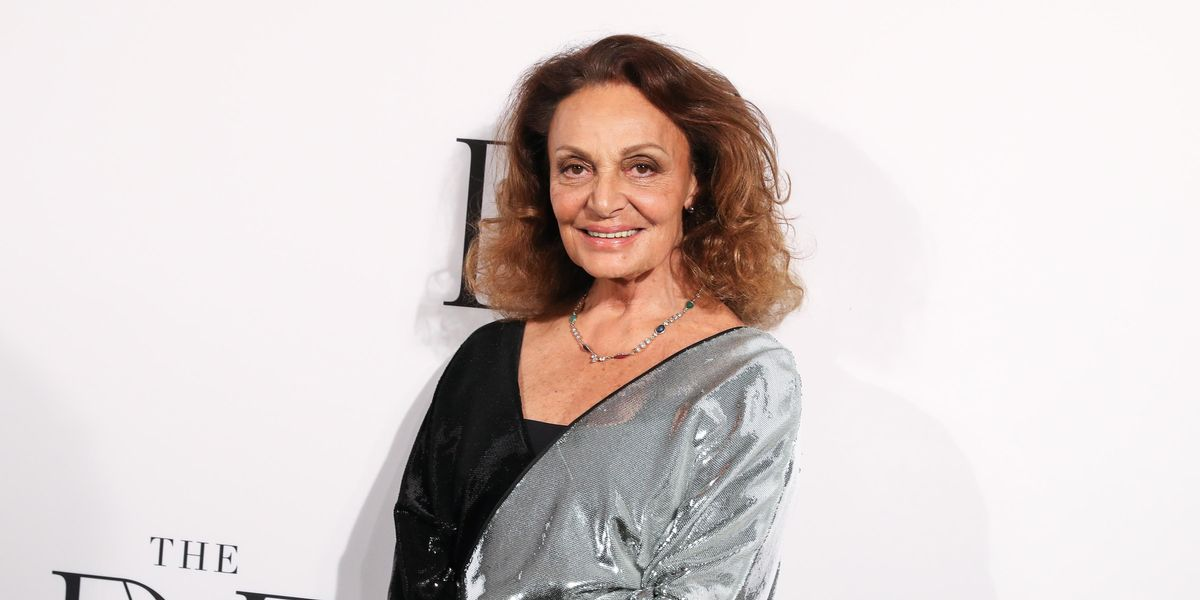 Diane Von Furstenberg and the CFDA Call For Better Immigration Policies