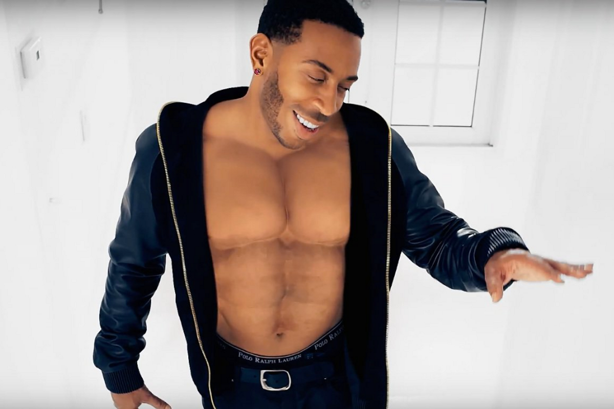 Ludacris Comes Back Hot at the Internet For Calling Out His CGI Abs