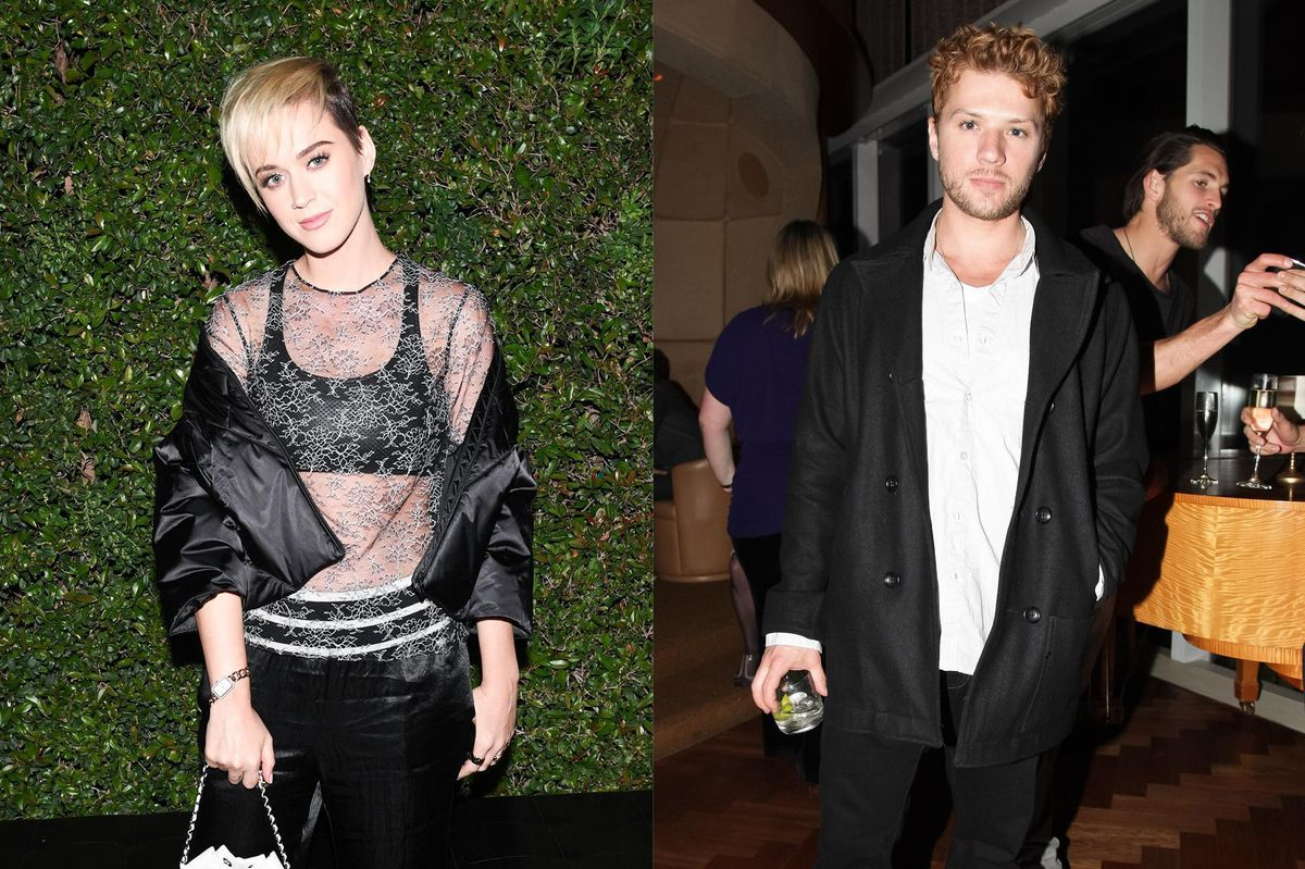 Katy Perry Wants to Be Let Out of Ryan Phillippe's Basement Pls