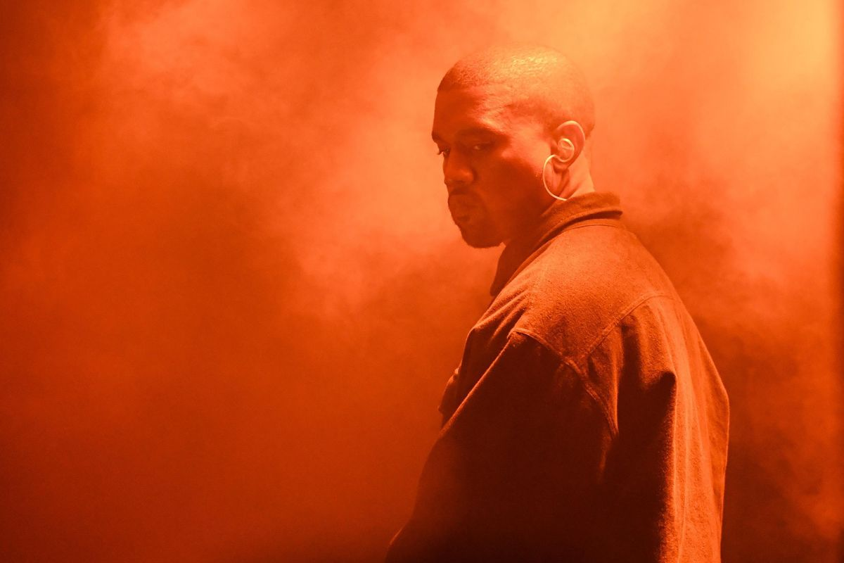 A University Professor Is Giving a Lecture About Kanye West's Mental Illness