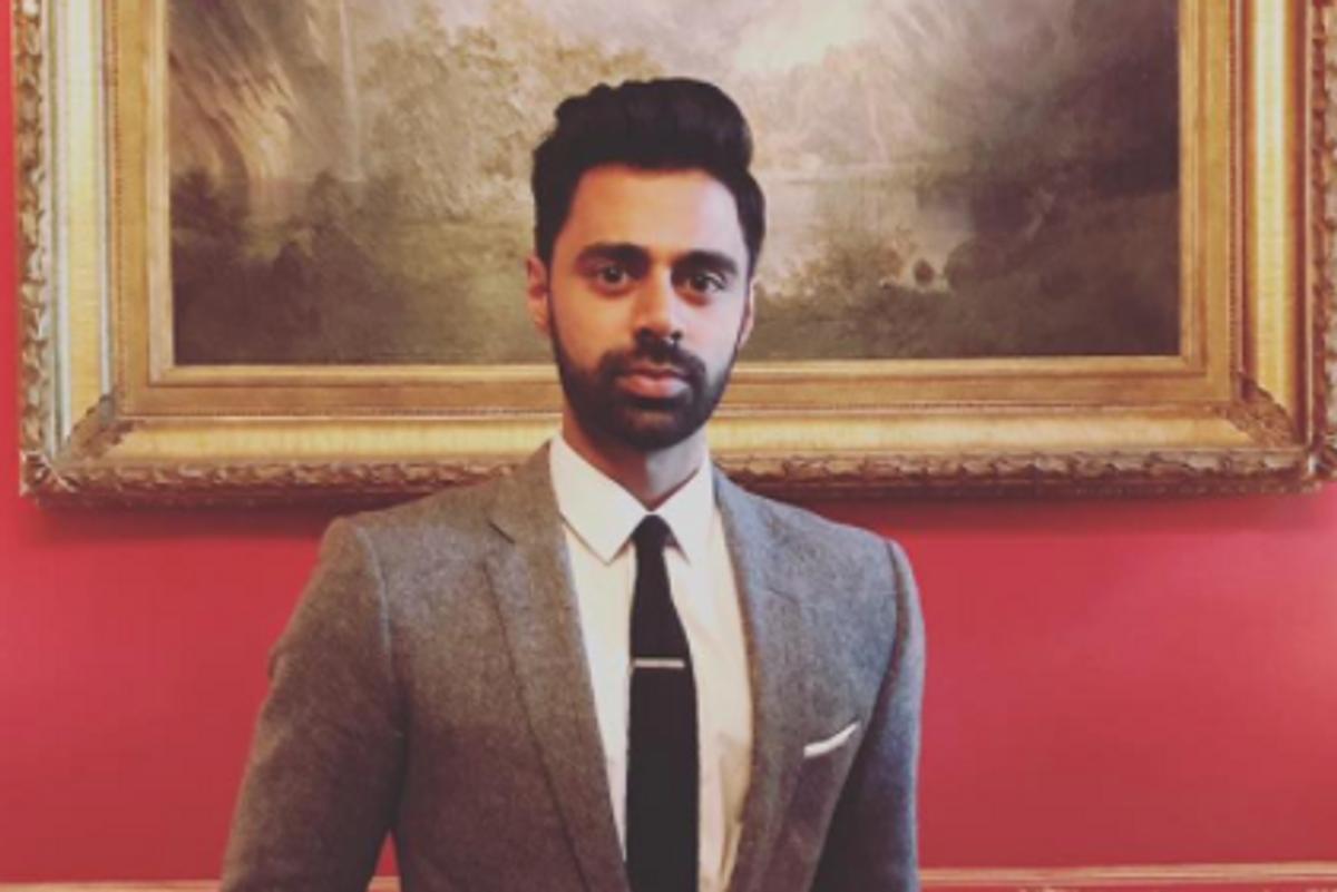 'Daily Show' Comic Hasan Minhaj Will Host the White House Correspondents' Dinner