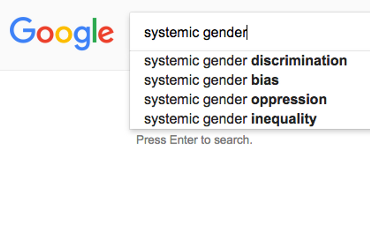 """Google Is Being Investigated For """"Extreme"""" Gender Pay Gap"""