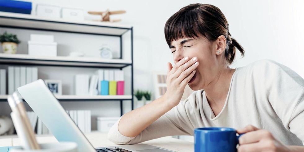 10 Reasons Why You Feel Tired
