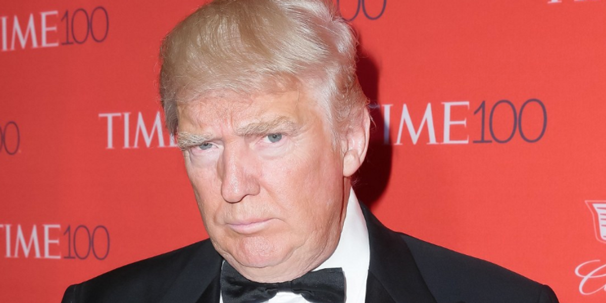Trump's Models are Reportedly Ditching His Agency in Droves