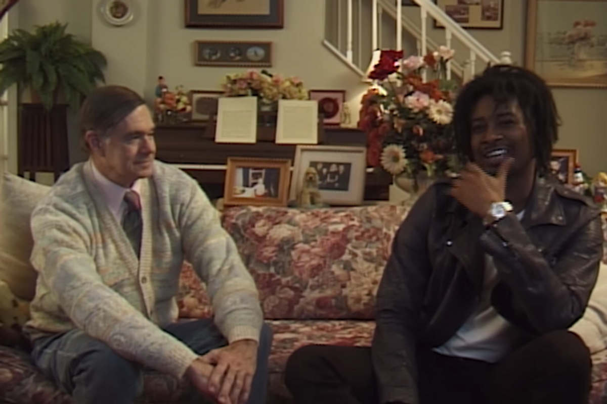 Watch Gus Van Sant and Danny Brown Talk Trump on a Sitcom Set